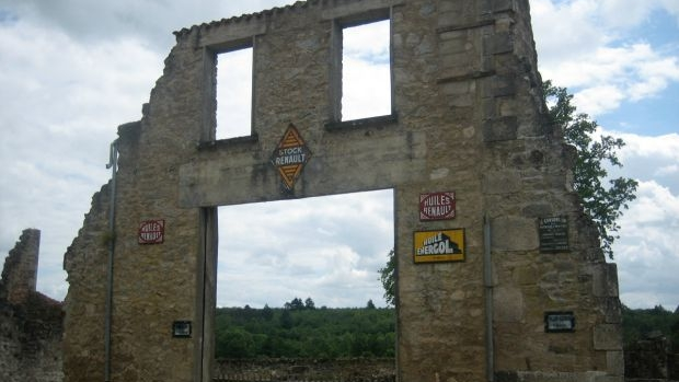 Article image for Oradour-sur-Glane: a haunting historical town