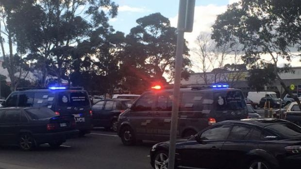 Article image for Two men arrested following reports of gunshot at Craigieburn