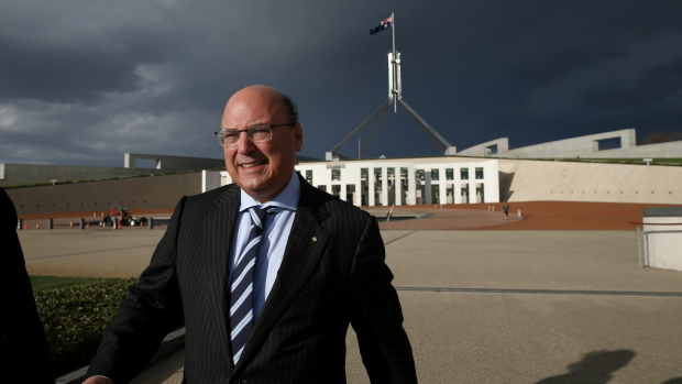 Article image for 'Things would be a bit raw': Liberal Senator Arthur Sinodinos yet to speak to Tony Abbott