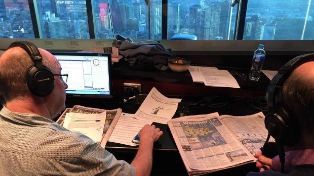Article image for 3AW Breakfast live from Eureka Skydeck for Kane Petersen's skyhigh walk