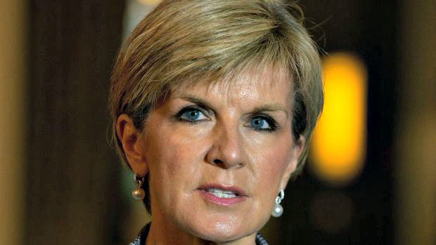 Article image for Julie Bishop won't lose credibility despite allegations of disloyalty: adviser