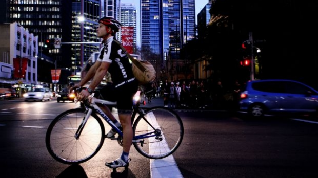 Article image for Victorian cyclists among the most law-abiding in the world