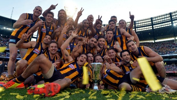 Article image for 2015 AFL Grand Final will be worst ever, says 3AW Drive host Tom Elliott