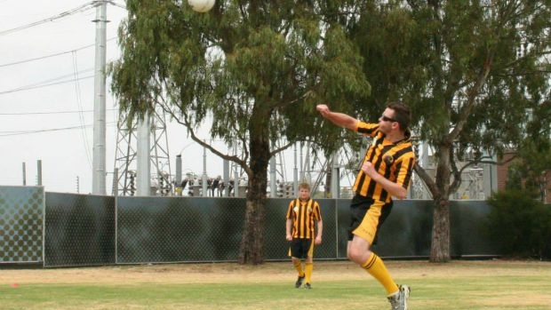 Article image for Tom Elliott discovers the curious sport of fistball