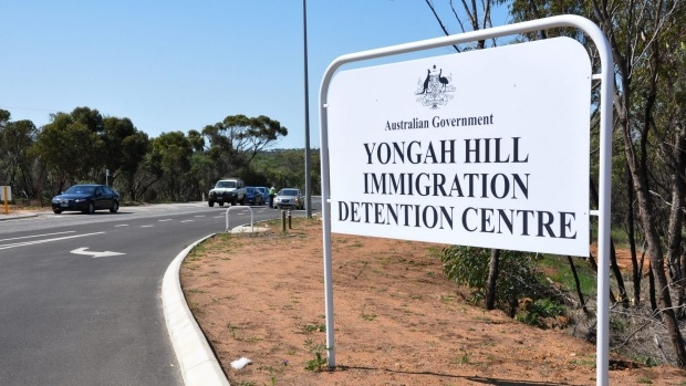 Article image for Neil Mitchell clashes with the Refugee Action Coalition over death of convict