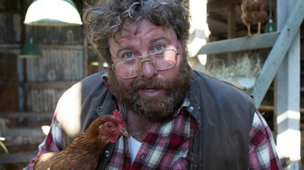Article image for DOG'S BEST FRIEND – Interview with 'Oddball' star Shane Jacobson