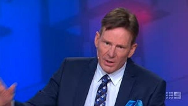 Article image for Sam Newman tells Neil Mitchell he'll consider running for lord mayor of Melbourne 'out of courtesy'
