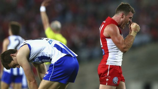 Article image for GAME DAY: Sydney v North Melbourne from ANZ Stadium   3AW Radio