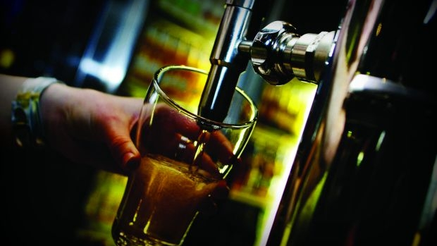 Article image for New liquor accord banning happy hour branded a 'nanny state' move