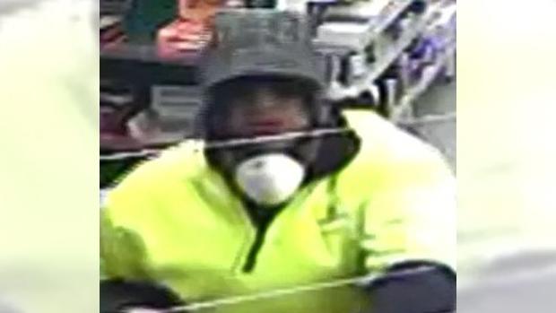 Article image for Hunt for Glen Waverley's masked petrol-thrower