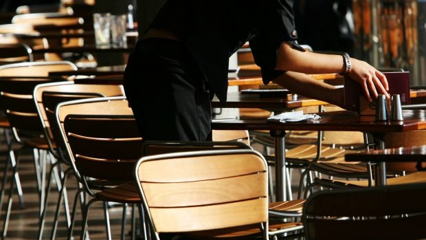 Article image for Penalty rates under 'attack': Union and business groups clash