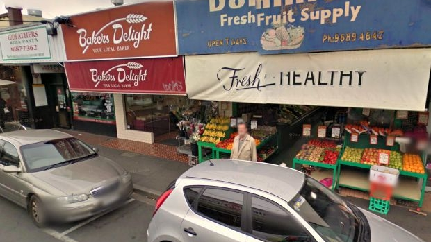 Article image for Parking fight: Yarraville fruit store considering closure, lay offs