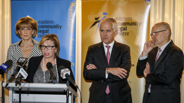 Article image for Federal Government unveils $100 million family violence package