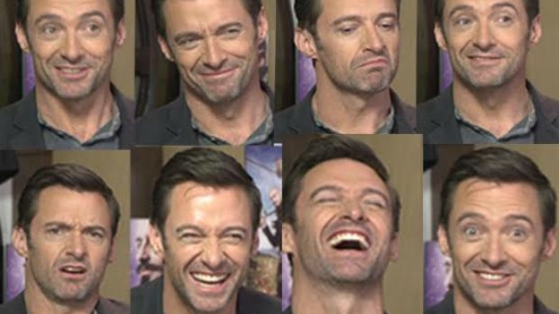Article image for 'It's exhausting being nice': Hugh Jackman reveals how the pirate villain he plays in Pan is mostly made of ham