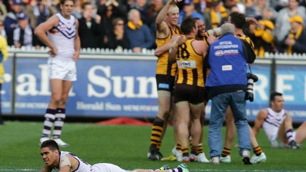 Article image for RECAP: Fremantle v Hawthorn at Domain Stadium | 3AW Radio