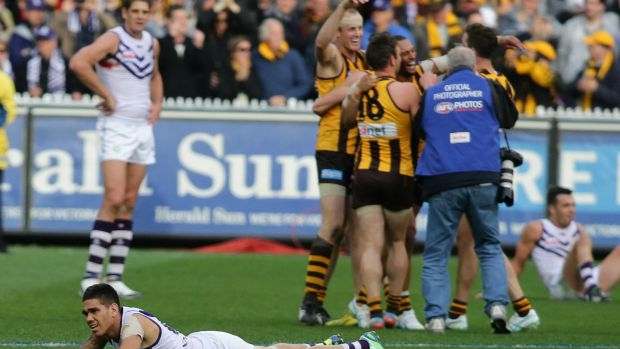 Article image for RECAP: Fremantle v Hawthorn at Domain Stadium | 3AW Radio