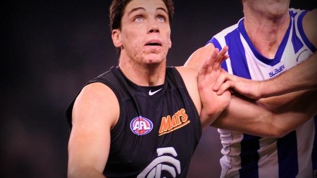 Article image for Matthew Kreuzer re-signs at Carlton