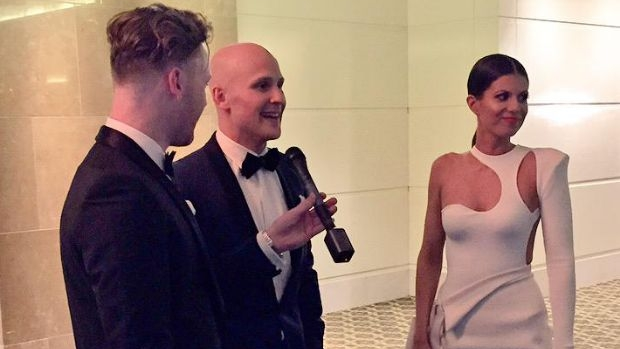 Article image for Gary Ablett defends his captaincy at the Brownlow, says he'd 'love' to keep job