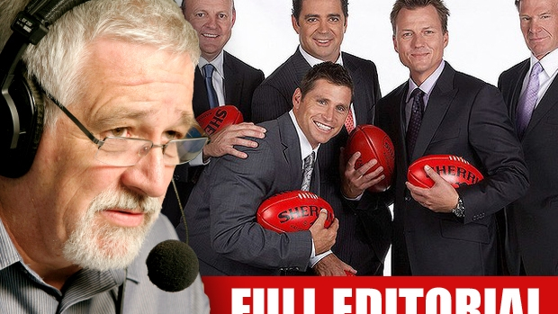 Article image for Neil Mitchell: In defence of The Footy Show (and political incorrectness)