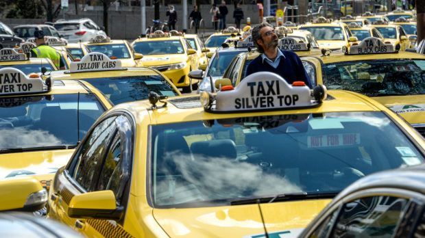 Article image for Taxi industry rules out Grand Final strike