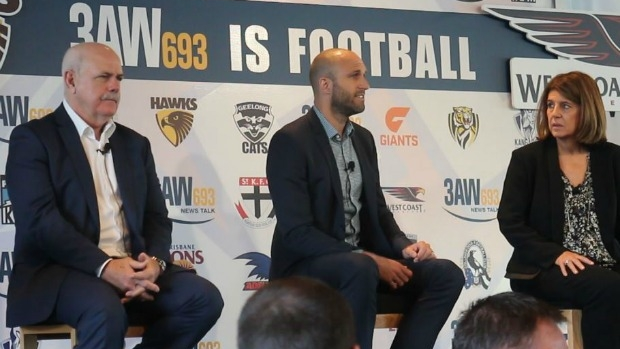 Article image for Chris Judd responds to West Coast's 2006 drug allegations