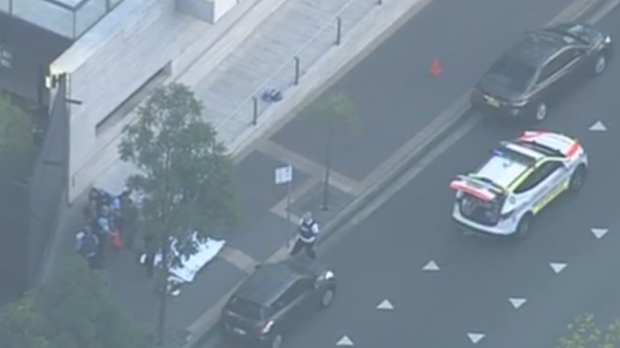 Article image for Parramatta: Two dead in shooting outside police station