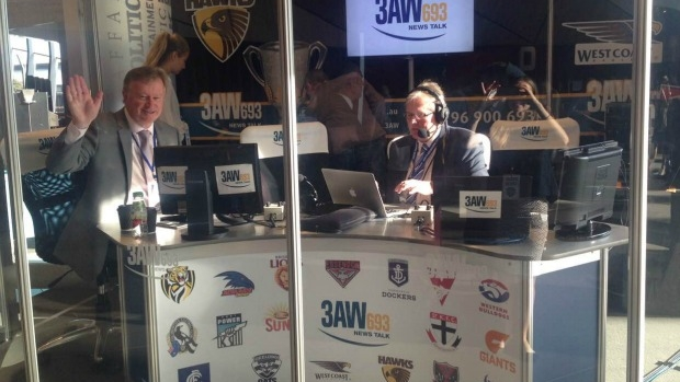 Article image for 3AW pre-game and North Melbourne breakfast coverage