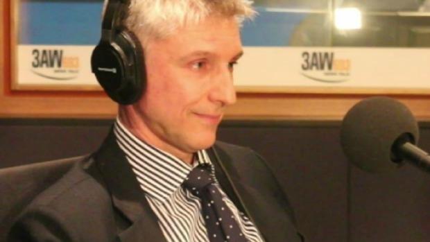 Article image for 'I'm terrific, looking forward': Professor Grant McArthur reveals cancer battle