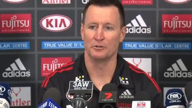 Article image for John Worsfold appointed coach of Essendon, will speak with Jake Carlisle