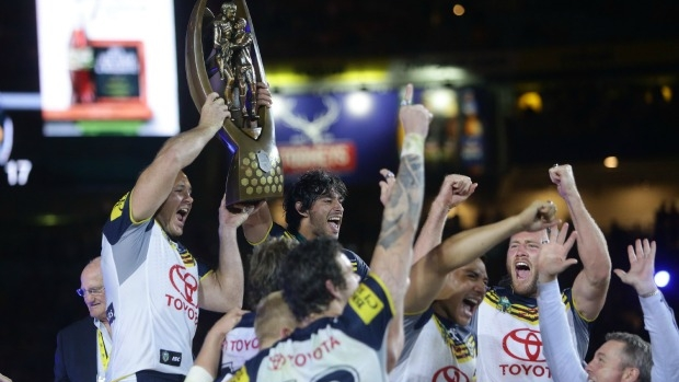 Article image for Three reasons why Tom Elliott rated the NRL Grand Final better than AFL's