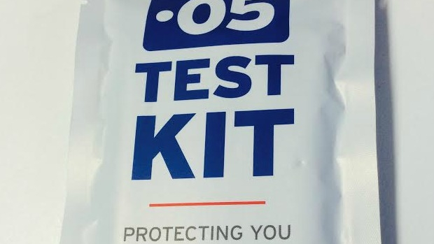 Article image for Keeping under 0.05: Road cop's advice on over the counter tests