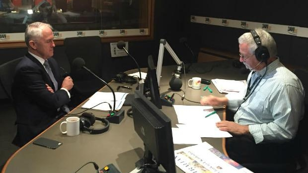 Article image for Neil Mitchell's interview with Prime Minister Malcolm Turnbull