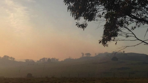 Article image for 3AW Breakfast's Good Guy of the Week: CFA firey's brave effort in Lancefield fire