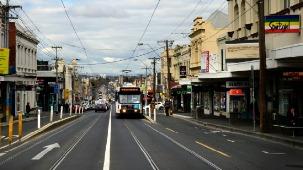 Article image for Your Town: Bridge Road trader says council has 'washed its hands' of Richmond shopping strip's woes