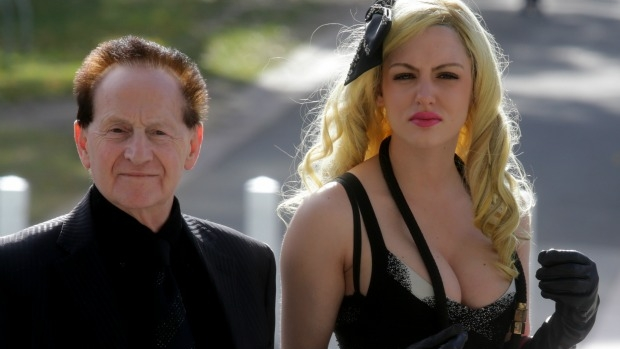 Article image for Peter Ford blasts Gabi Grecko and Geoffrey Edelsten on 3AW Breakfast