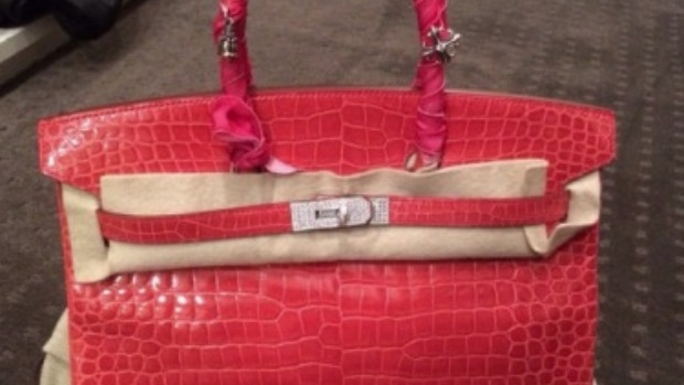 Article image for Hermes handbags worth more than $1 million stolen from Brighton