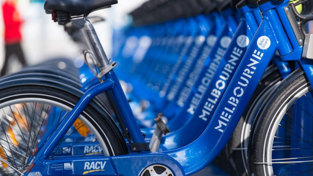 Article image for Around The Bay In A Day: 210km on Melbourne's blue bikes