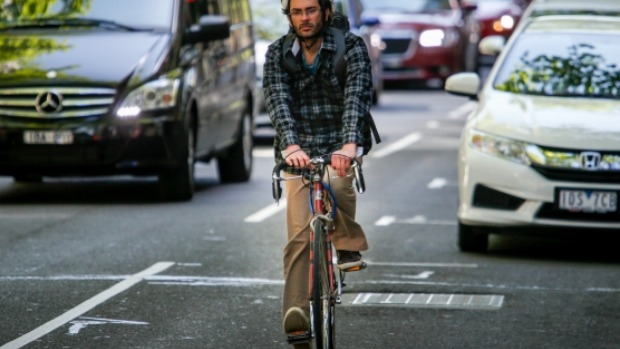 Article image for Flinders, Lonsdale and King Street to become 'no go' zones for cyclists