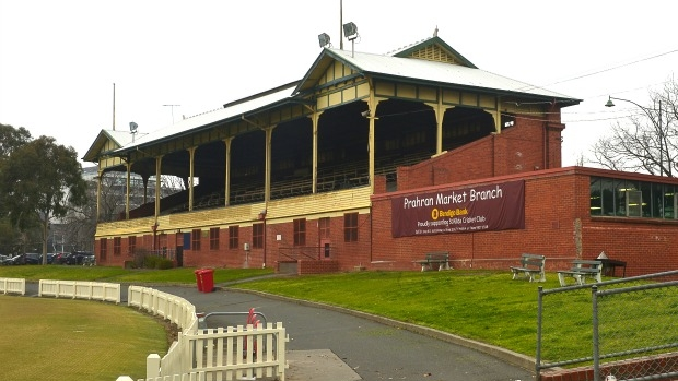 Article image for Junction Oval redevelopment to be MCG back-up