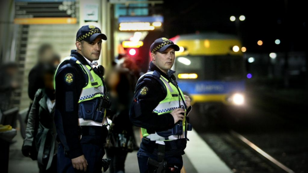 Article image for Should we get PSOs on trains?