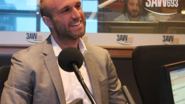 Article image for The article that forced Chris Judd to stop reading football media