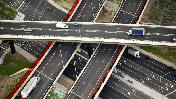 Article image for New road from the Ring Road at Greensborough to EastLink may be built