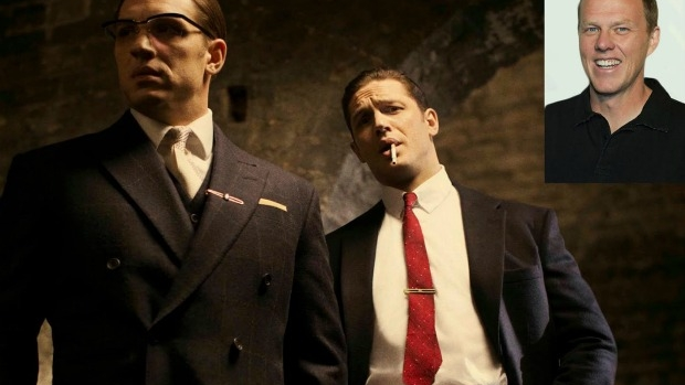 Article image for DOUBLE TROUBLE: Interview with Brian Helgeland, director of Legend