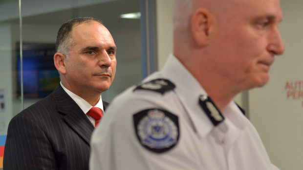 Article image for Former CFA Chief Fire Officer says he's 'absolutely gutted' over his resignation