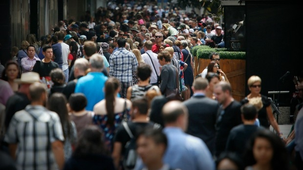 Article image for It's time for Australia to have a population conversation, says Tom Elliott