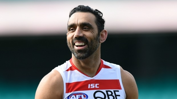 Article image for Adam Goodes joins David Jones as a reconciliation adviser