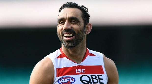 Article image for 'People are starting to stand up': Adam Goodes backlash brings out support