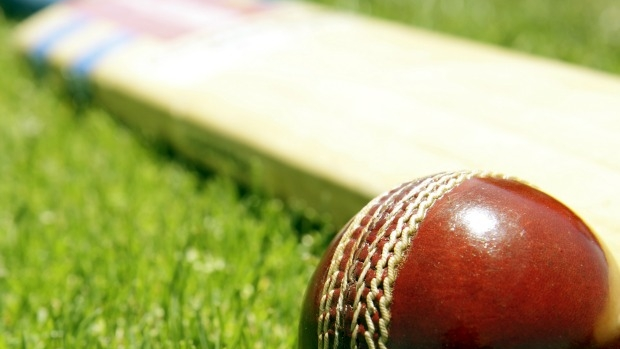 Article image for Thomas Wrigglesworth, 10, takes five wickets playing senior cricket for Sale