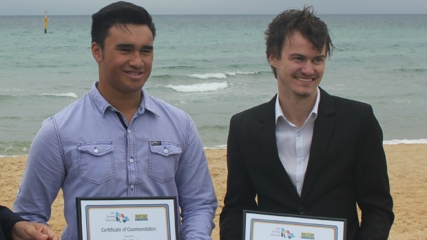 Article image for 'Everyday Lifesavers' recognised for heroic effort