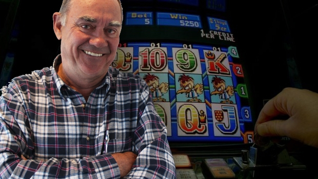 Article image for Burnso deceived by the pokies